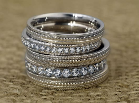 Domino to launch wedding band collection at The Jewellery Show