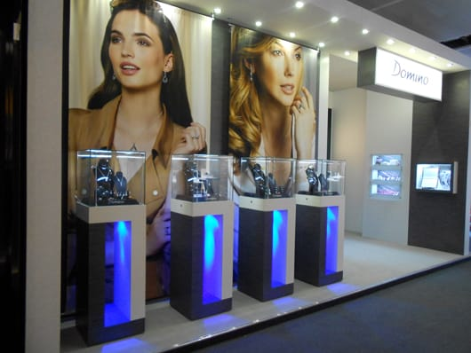 Jewellery News-Domino stands out at BASELWORLD