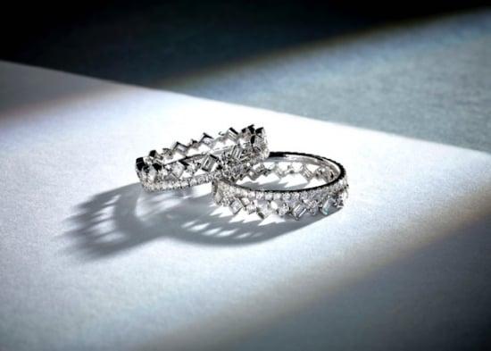 "Domino introduces ""Fusion"" interlocking diamond ring range"