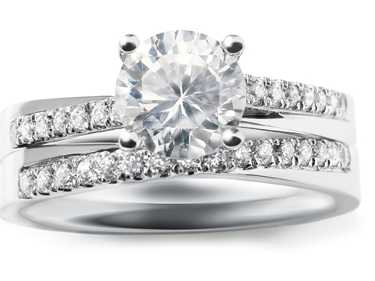 """Domino launches """"Sienna"""" diamond-set ring collection"""