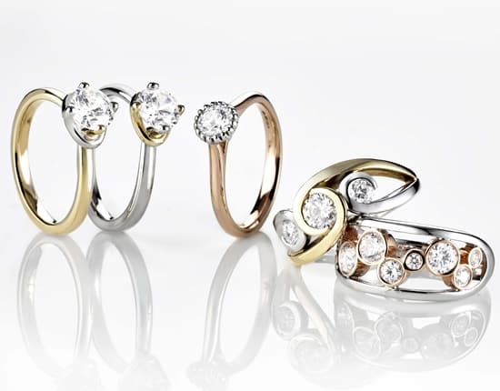 Personalisation is key as Domino launches its 2017 Diamond Ring Mount Collection