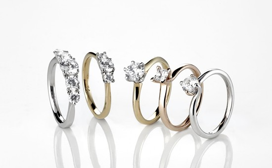 British-made rings set to shine for Domino at Baselworld