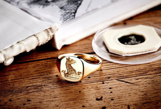 Domino Signet Ring Sales Surpass Expectations