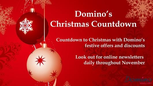 Domino's Ten Days of Christmas