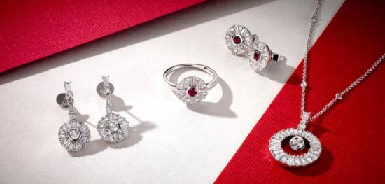 Domino sparkles at International Jewellery London