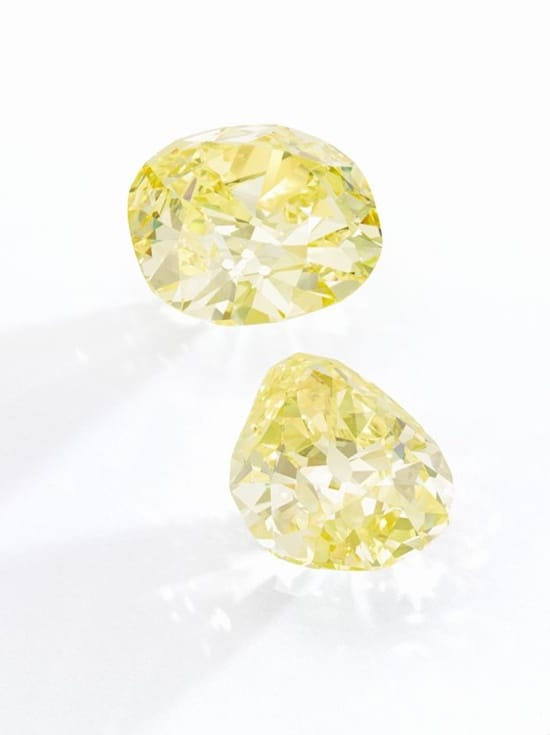 Sotheby's To Offer Donnersmarck Diamonds At Geneva Sale