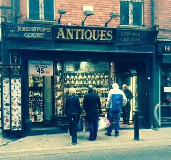Buoyant start to festive jewellery sales season in Dublin