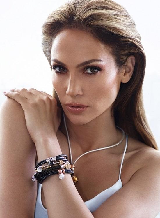 Jennifer Lopez face for Jesper Nielsen