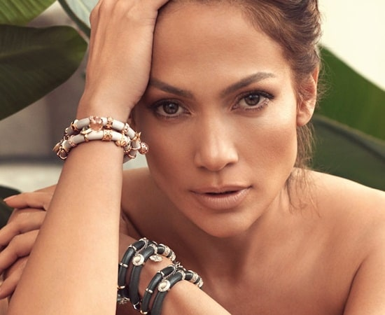 J Lo charms social media followers with Endless Jewelry collection