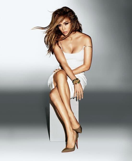 Jennifer Lopez smoulders in Endless