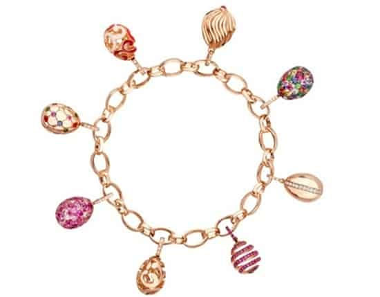Fabergé to launch Charms collection