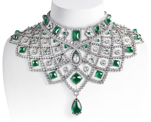 Fabergé Geneva boutique showcases Romanov Necklace