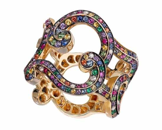 Fabergé presents Rococo collection