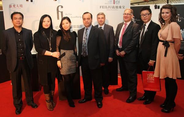 Fei Liu showcases UK designers at Beijing gallery