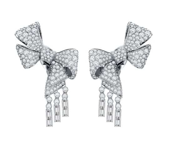 Garrard launches exquisite Bow collection at Baselworld
