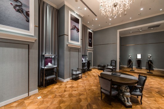 Garrard opens its first boutique in Beijing