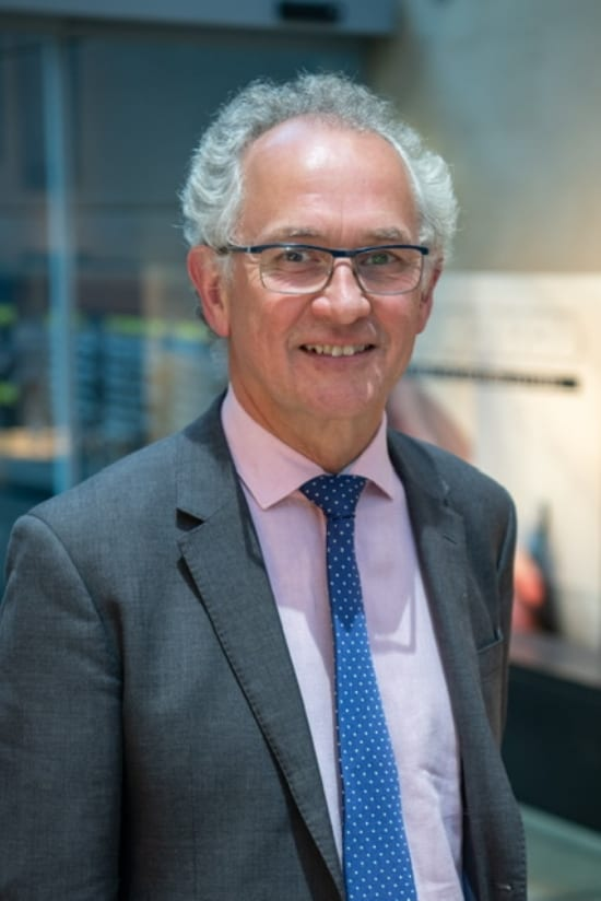 Peter Crump appointed new Chairman of the Goldsmiths' Craft & Design Council