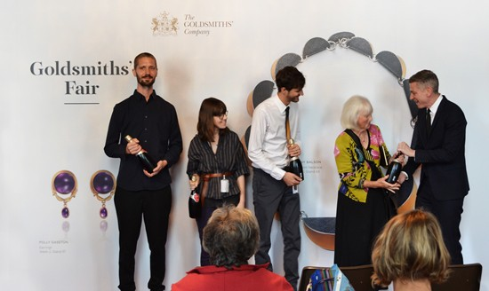 Max Danger wins Goldsmiths' Fair (Week One) Best New Design Award