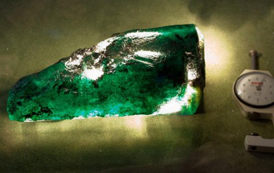 Gemfields recovers exceptional 6,225 carat emerald
