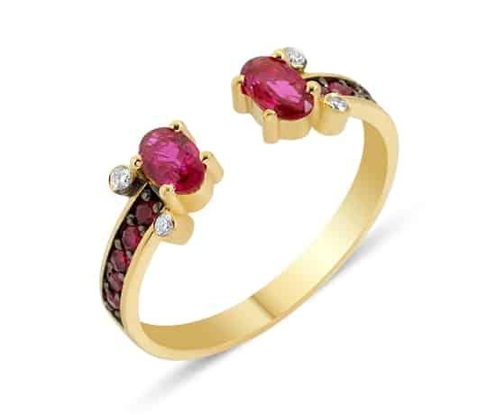 Gemstones set the tone for GFG Jewellery by Nilufer