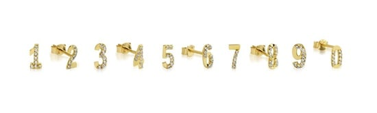 GFG Jewellery by Nilufer presents Numerology collection