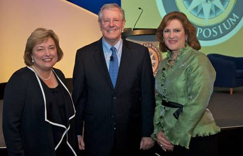 Steve Forbes, GIA, Fifth International Gemological Symposium, Advancing the Science and Business of Gems