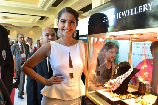 India Gallery was big attraction at JCK Vegas