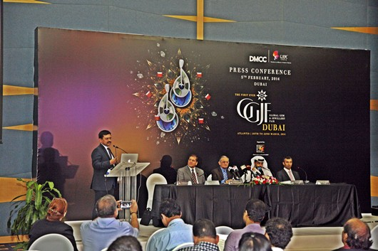DMCC, GJEPC India launch Dubai Global Gem & Jewellery Fair in March