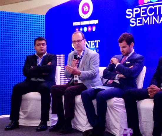 GJEPC sees increased footfall at Mumbai IIJS Premiere