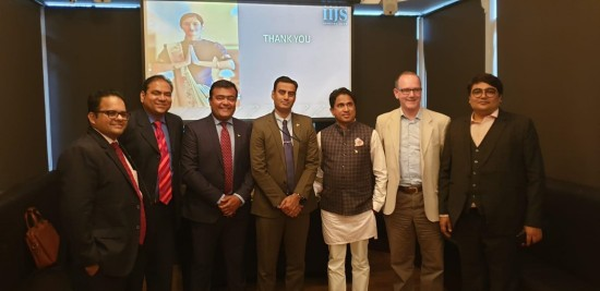 Indian export body promotes jewellery sales to UK trade
