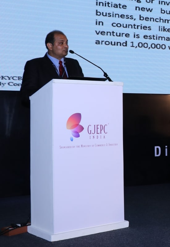 India's GJEPC and banks hold one-day seminar