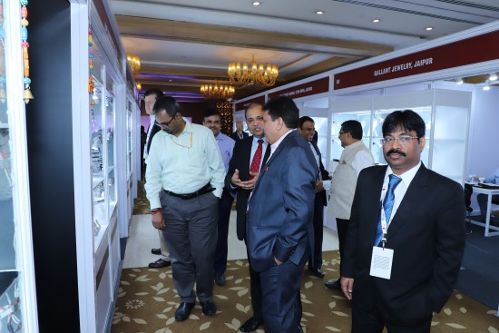 GJEPC organised India Silver Jewellery Buyer-Seller Meet