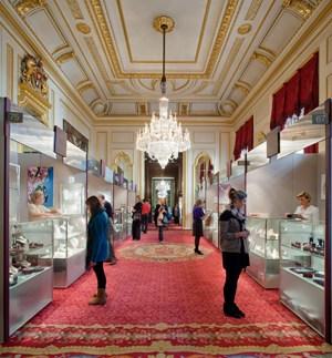 Goldsmiths' Fair, Britain's leading designer-makers, Goldsmiths' Hall