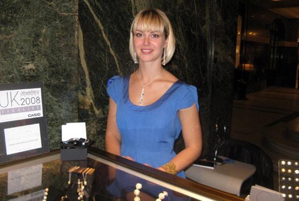 International Jewellery London 2010
