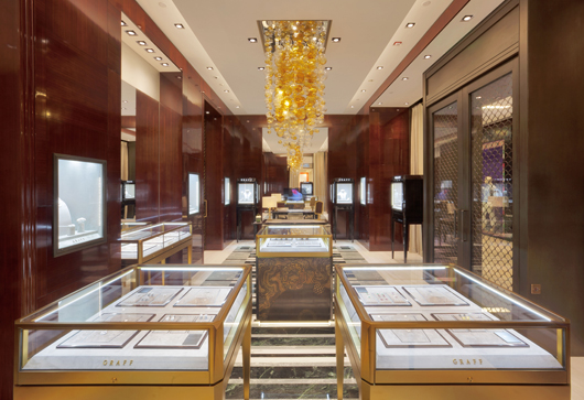 Jewellery News-Graff Diamonds opens store in Shenyang, China