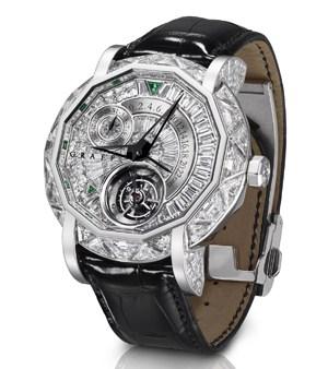 Graff's Men's watches