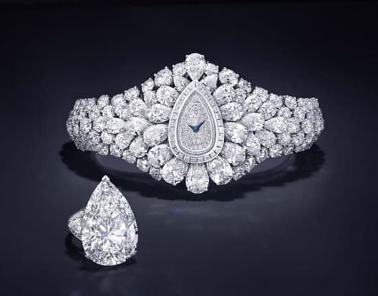 Graff Diamonds unveils The Fascination at Baselworld