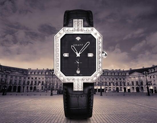 Graff Vendôme watch unveiled at Baselworld