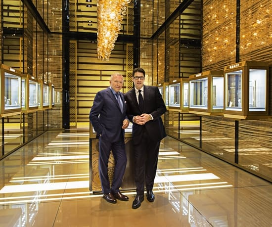 Graff Diamonds unveils 55 million dollar 'Hallucination'