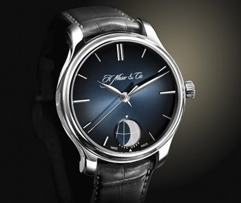 Luxury goods emporium William and Son, Perpetual Moon, Moser wristwatch,Paul Westwater, watches