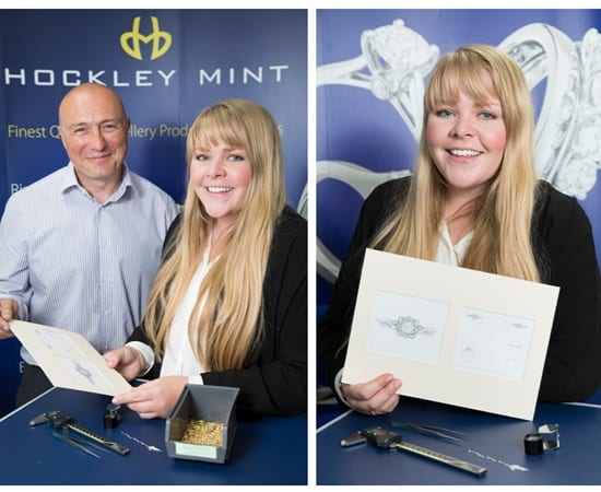 Hockley Mint adds golden touch to winning Fairtrade 'I Do' ring
