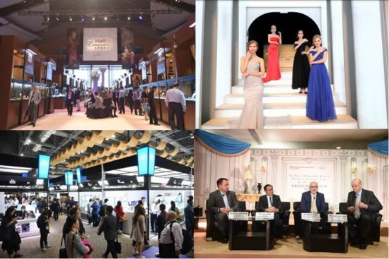 Two major HKTDC Hong Kong jewellery shows will open in 2019