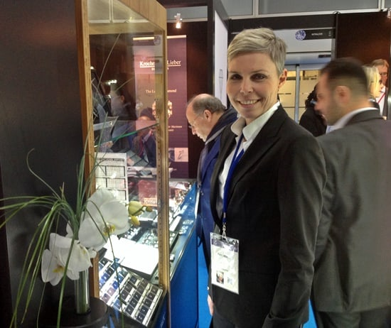 Strong turnout at Antwerp Diamond Trade fair