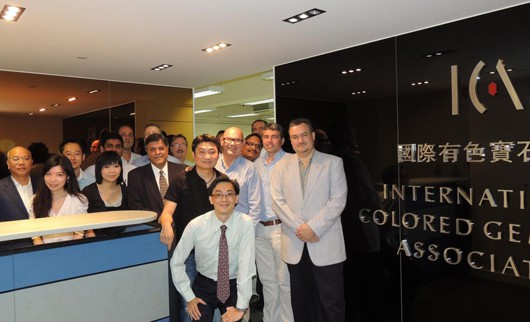 ICA opens head office in Hong Kong