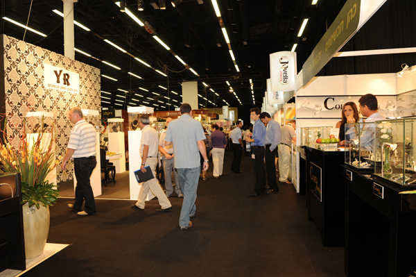 Tel Aviv's Jovella jewelry show to be held in July