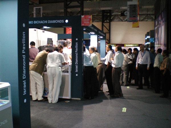 Israeli Diamond Industry kicks off 2012 at IIJS Mumbai