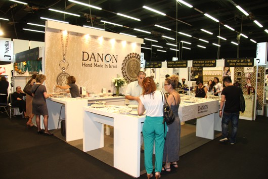 JOVELLA, Tel Aviv's international jewelry show, opens July 3