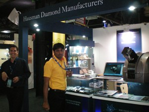 India International Jewellery Show (IIJS), Mumbai, Israel Diamond Institute (IDI)