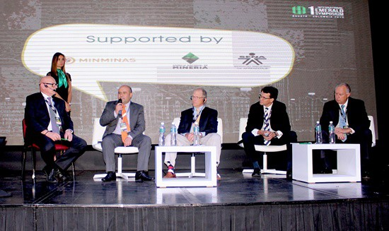 International emerald symposium staged in Bogota