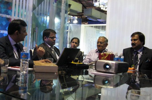 UK and Indian jewellery trade delegation